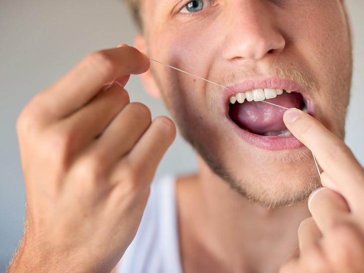 دندان های سالم و سفید