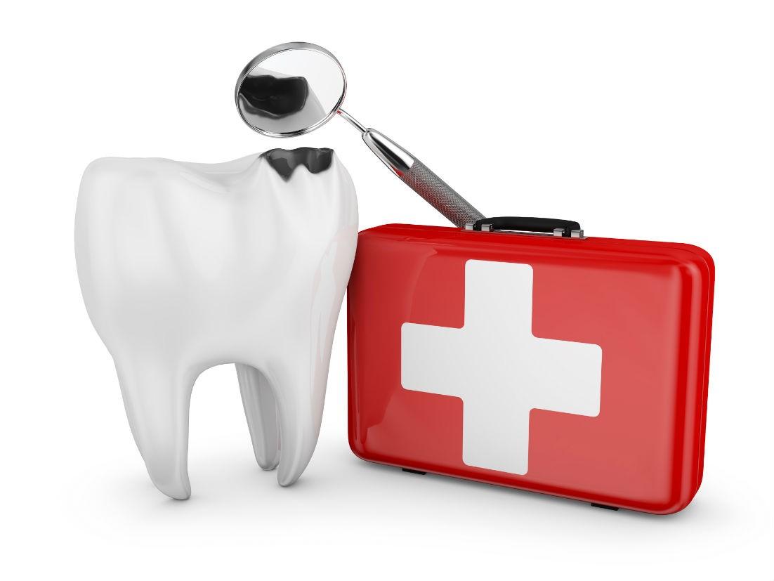 موارد اورژانسی دندانپزشکی